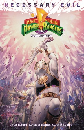 MIGHTY MORPHIN POWER RANGERS VOLUME 11 GRAPHIC NOVEL