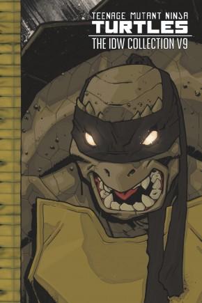 TEENAGE MUTANT NINJA TURTLES ONGOING COLLECTION VOLUME 9 HARDCOVER