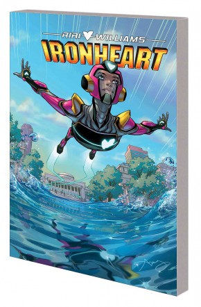IRONHEART VOLUME 1 THOSE WITH COURAGE GRAPHIC NOVEL