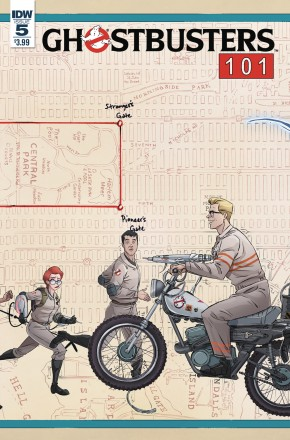 GHOSTBUSTERS 101 #5