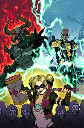 INJUSTICE GODS AMONG US YEAR FIVE ANNUAL #1