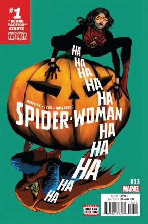 SPIDER-WOMAN VOLUME 6 #13
