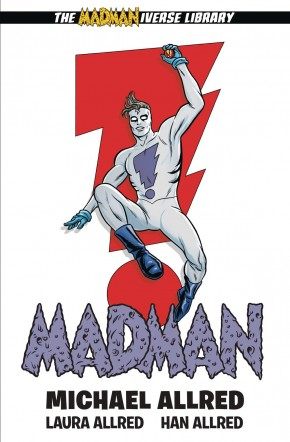 MADMAN LIBRARY EDITION VOLUME 1 HARDCOVER