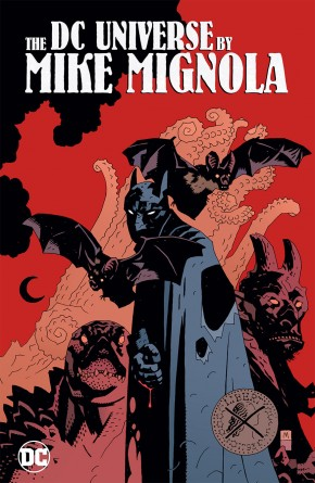 DC UNIVERSE BY MIKE MIGNOLA GRAPHIC NOVEL