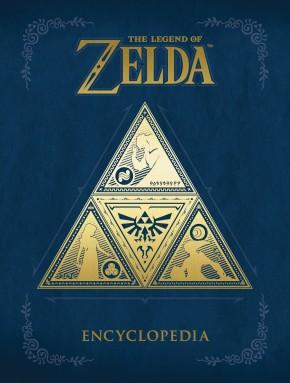LEGEND OF ZELDA ENCYCLOPEDIA HARCOVER