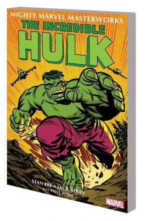 MIGHTY MARVEL MASTERWORKS INCREDIBLE HULK VOLUME 1 GREEN GOLIATH CHO COVER GRAPHIC NOVEL