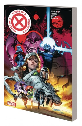 HOUSE OF X POWERS OF X GRAPHIC NOVEL