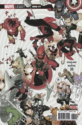 SPIDER-MAN DEADPOOL #30