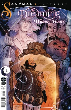 DREAMING WAKING HOURS #1