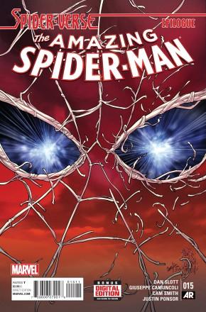 AMAZING SPIDER-MAN #15 (2014 SERIES)