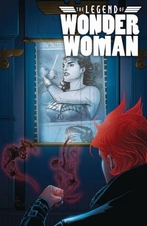 LEGEND OF WONDER WOMAN #7