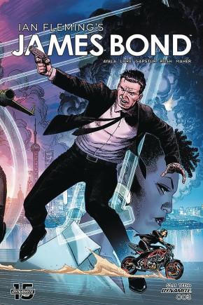 JAMES BOND #3 (2019 SERIES)