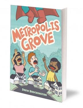 METROPOLIS GROVE GRAPHIC NOVEL