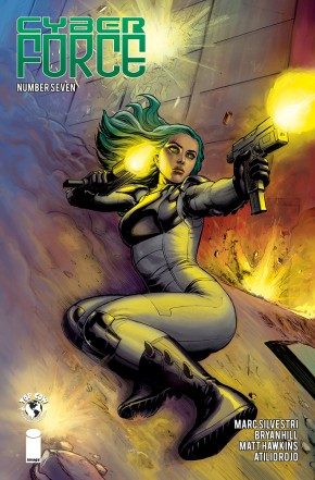 CYBER FORCE #7 (2018 SERIES)