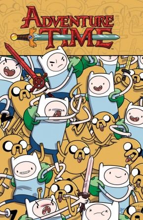 ADVENTURE TIME VOLUME 12 GRAPHIC NOVEL