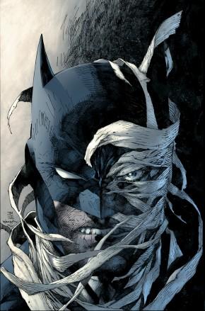 BATMAN THE HUSH SAGA OMNIBUS