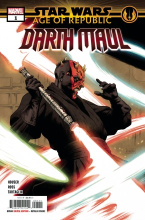 STAR WARS AGE OF REPUBLIC DARTH MAUL #1