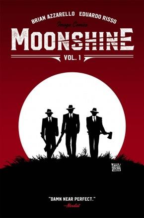 MOONSHINE VOLUME 1 GRAPHIC NOVEL