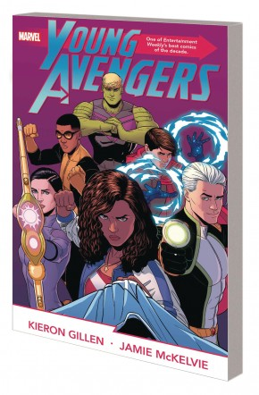 YOUNG AVENGERS BY GILLEN MCKELVIE THE COMPLETE COLLECTION GRAPHIC NOVEL