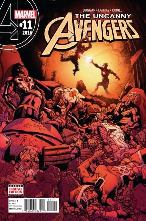 UNCANNY AVENGERS VOLUME 3 #11