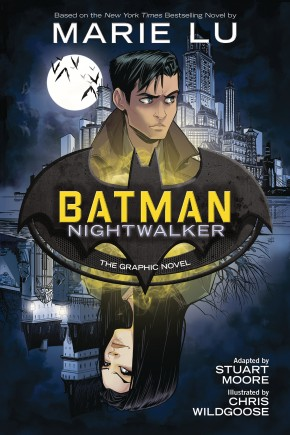BATMAN NIGHTWALKER THE GRAPHIC NOVEL