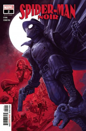 SPIDER-MAN NOIR #2 (2020 SERIES)