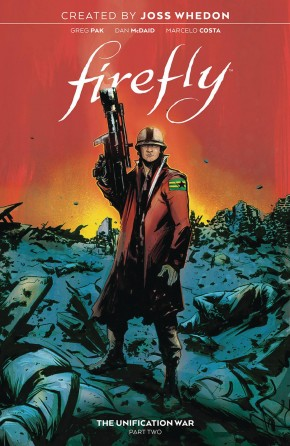 FIREFLY VOLUME 2 THE UNIFICATION WAR GRAPHIC NOVEL