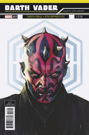 STAR WARS DARTH VADER #17 REIS GALACTIC ICON VARIANT