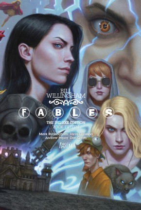 FABLES VOLUME 15 DELUXE EDITION HARDCOVER