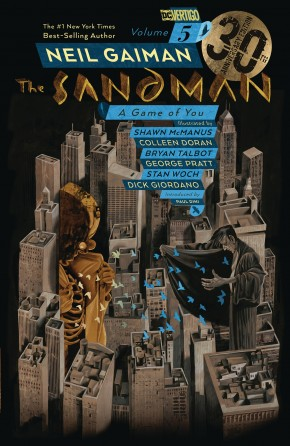 SANDMAN VOLUME 5 A GAME OF YOU 30TH ANNIVERSARY EDITION GRAPHIC NOVEL