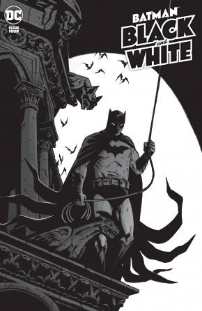 BATMAN BLACK AND WHITE #4 (2020 SERIES)