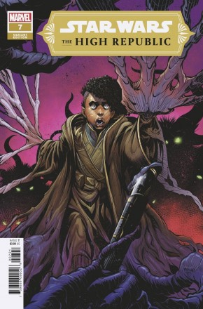 STAR WARS HIGH REPUBLIC #7 HEIGHT 1 IN 10 INCENTIVE VARIANT