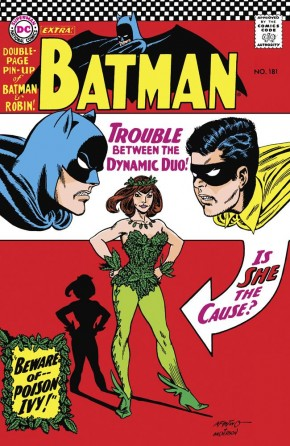 BATMAN #181 (1940-2011 SERIES) FACSIMILE EDITION