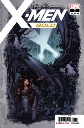 X-MEN GOLD ANNUAL #2