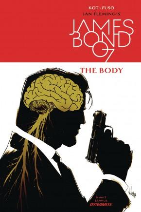 JAMES BOND THE BODY #2