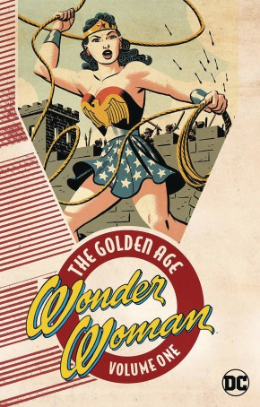 WONDER WOMAN THE GOLDEN AGE VOLUME 1 GRAPHIC NOVEL