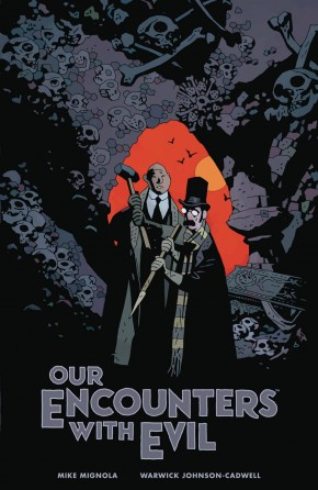 OUR ENCOUNTERS WITH EVIL PROFESSOR MEINHARDT AND KNOX HARDCOVER