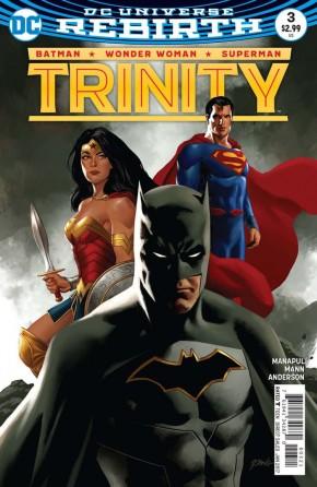 TRINITY #3 VARIANT EDITION