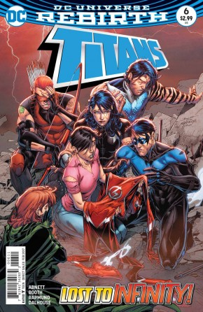 TITANS VOLUME 3 #6