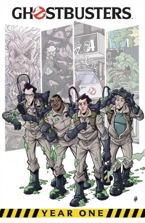 GHOSTBUSTERS YEAR ONE VOLUME 1 GRAPHIC NOVEL