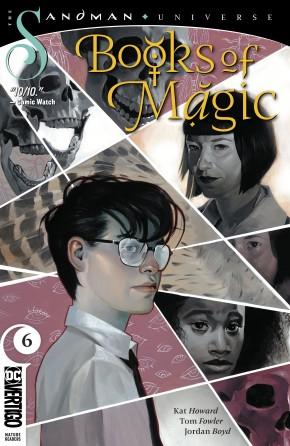 BOOKS OF MAGIC #6 (2018 SERIES)