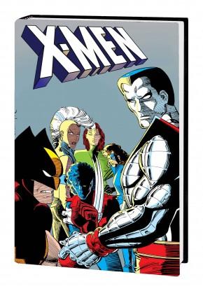 X-MEN MUTANT MASSACRE OMNIBUS HARDCOVER JOHN ROMITA JR COVER