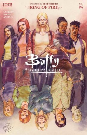 BUFFY THE VAMPIRE SLAYER #24 (2019 SERIES)