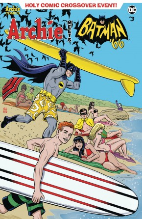 ARCHIE MEETS BATMAN 66 #3