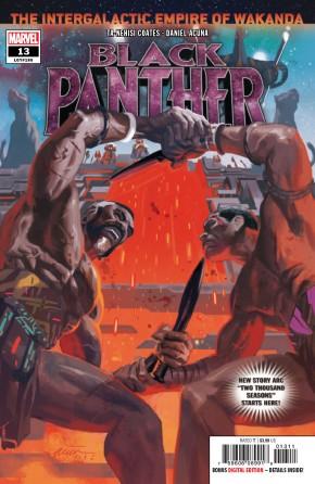 BLACK PANTHER #13 (2018 SERIES)