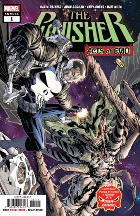 PUNISHER ANNUAL #1 (2018 SERIES)