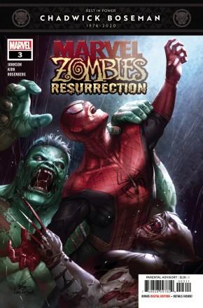 MARVEL ZOMBIES RESURRECTION #3