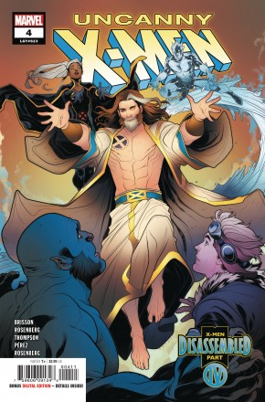UNCANNY X-MEN #4 (2018 SERIES)