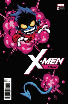 X-MEN RED #1 YOUNG VARIANT