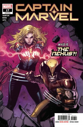 CAPTAIN MARVEL #17 (2019 SERIES)